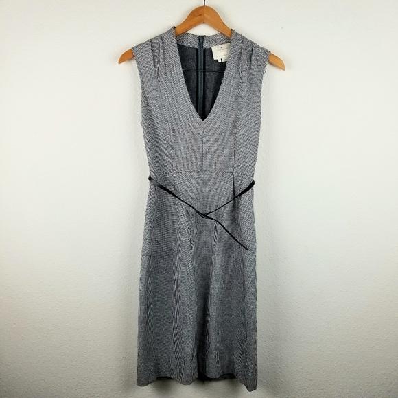kate spade Dresses & Skirts - Kate Spade 2 Dress Sheath xs black Houndstooth